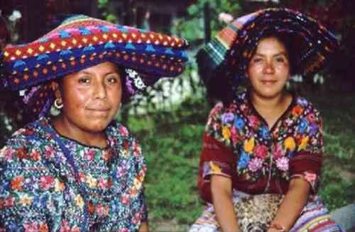 Frauen in Guatemala